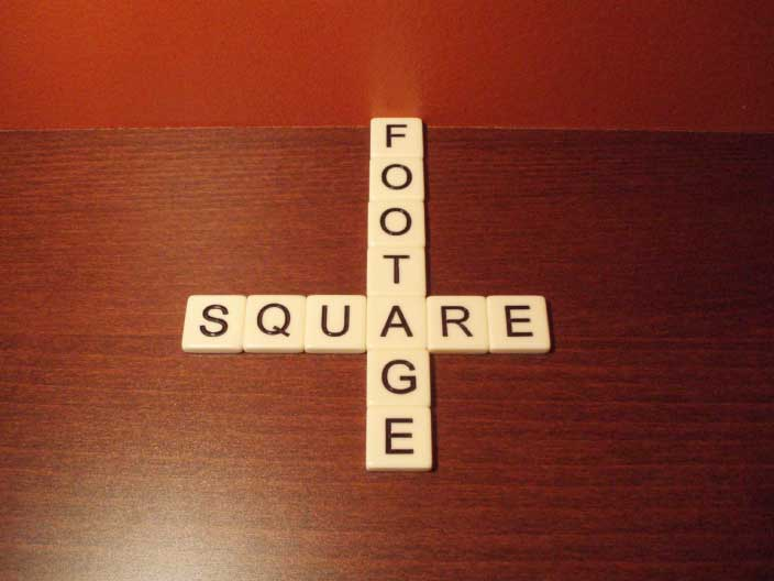 What Is Square Footage Real Estate Definition