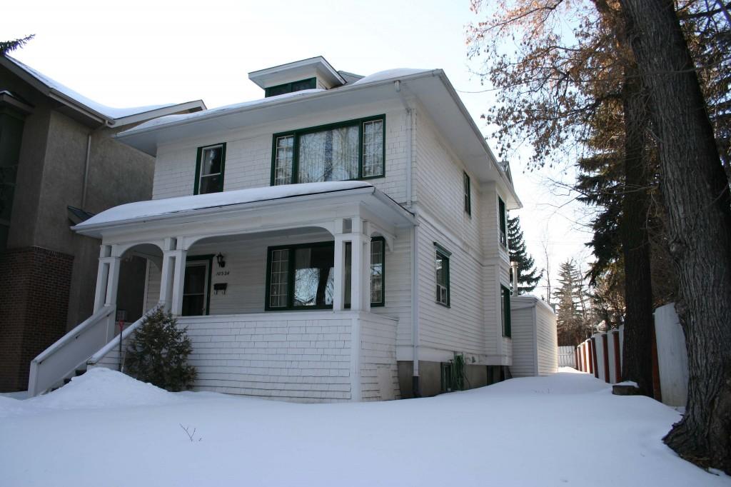 House in Westmount, Edmonton