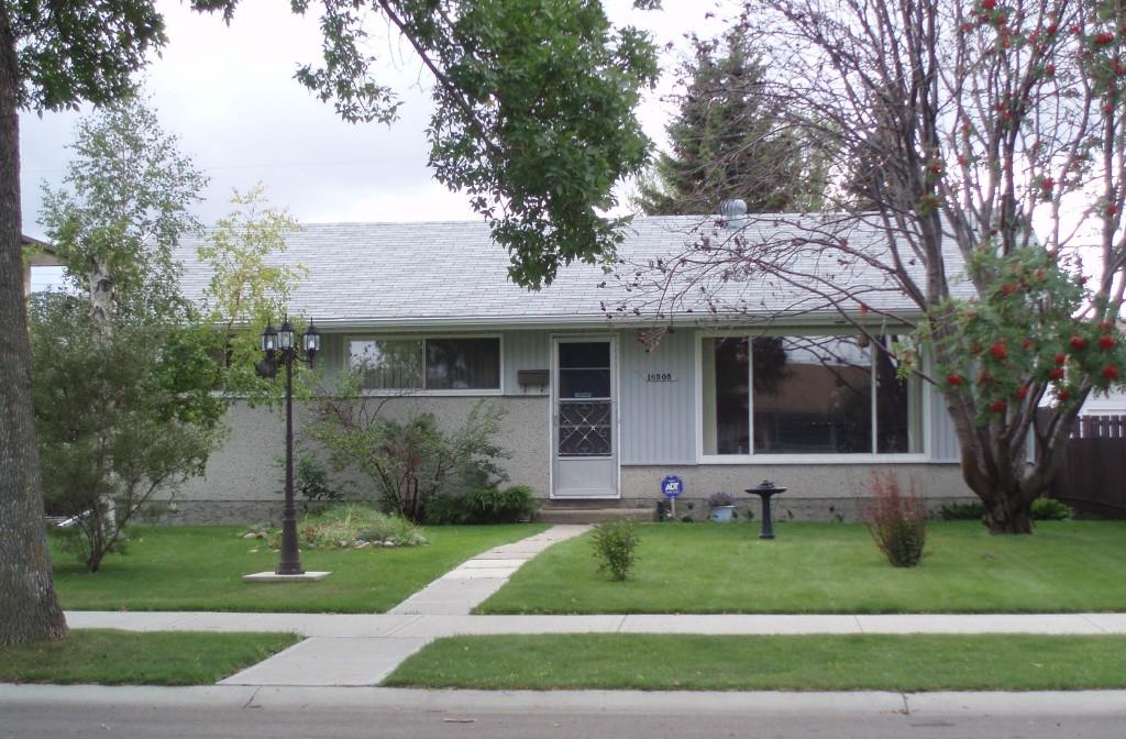 House in Britannia Youngstown, Edmonton
