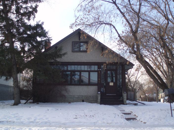 House in Westmount, Edmonton
