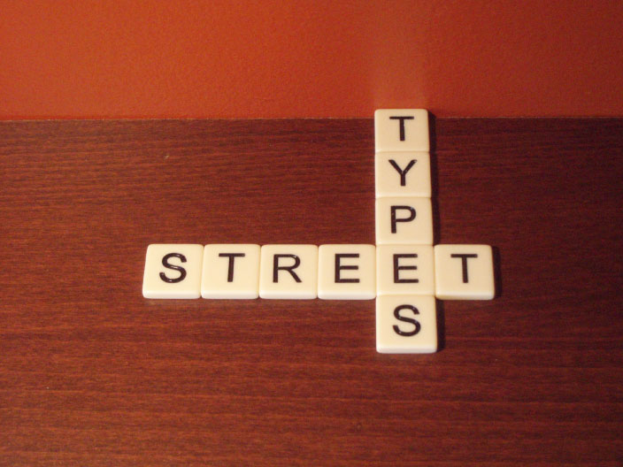 What Are Street Types? - Real Estate Term