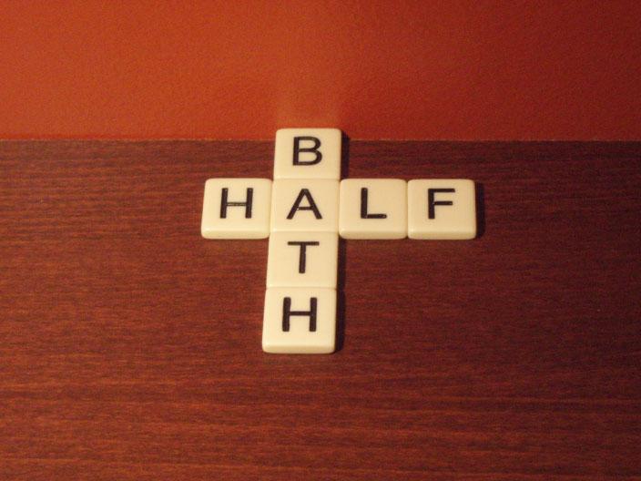 What is a Half Bath (Half Bathroom)_- Real Estate Definition