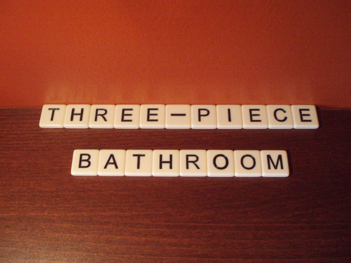 What is a 3-piece Bathroom? - Real Estate Definition