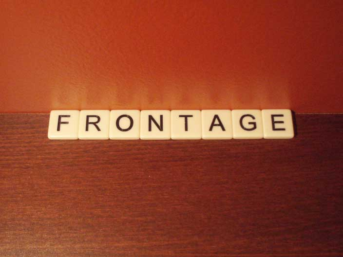 What is Frontage? | Real Estate Definition