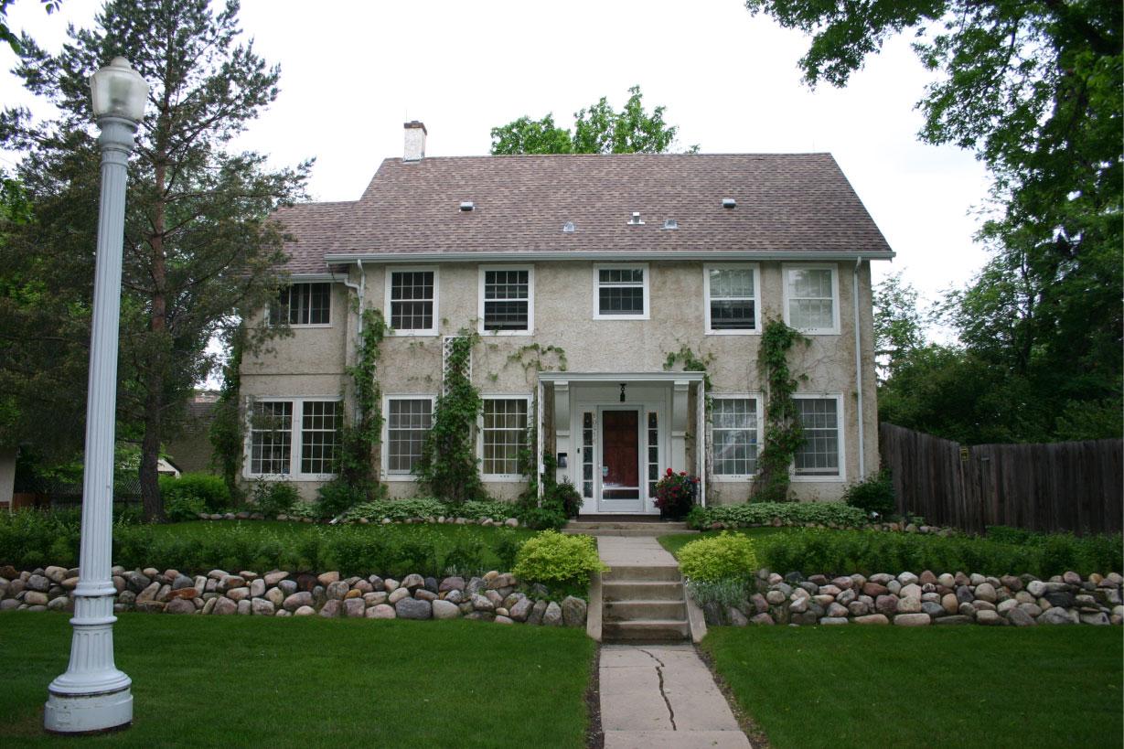 House in Glenora, Edmonton