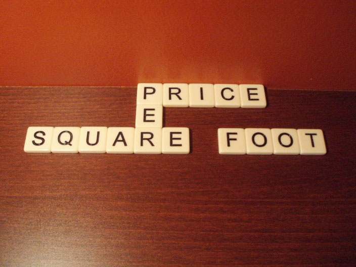 What is Price Per Square Foot? - Definition from Gimme-shelter