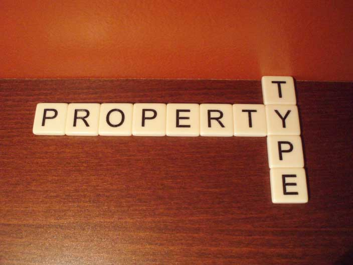 What does property type mean?