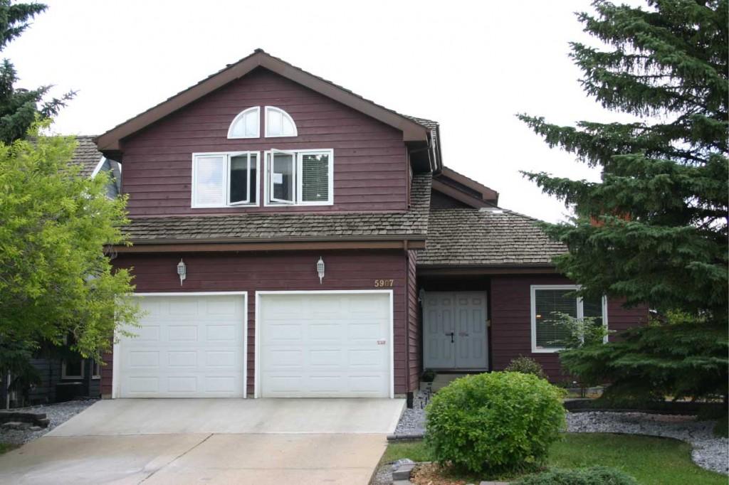House in Gariepy, Edmonton