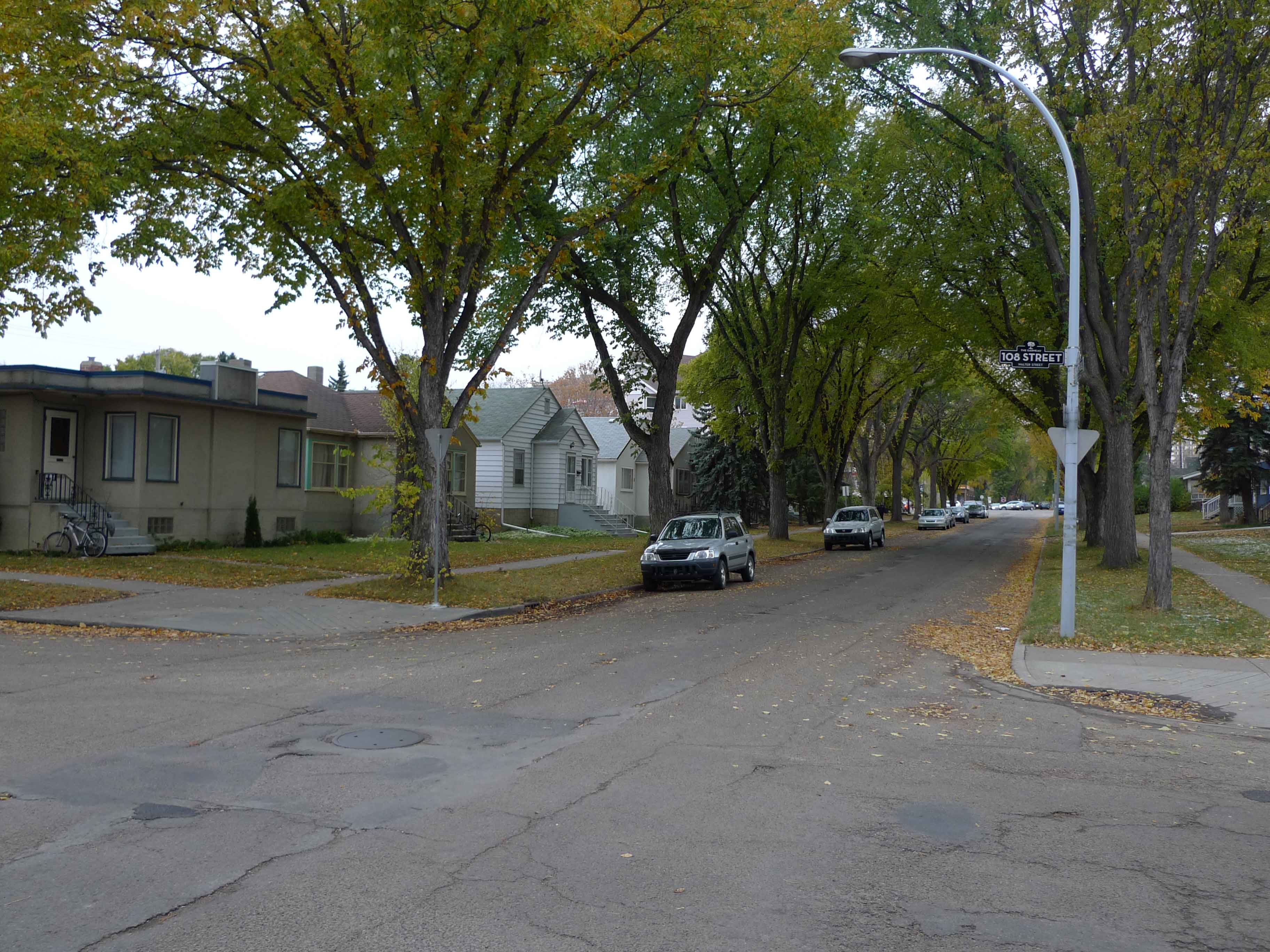 Strathcona, Edmonton Neighbourhood Profile Picture