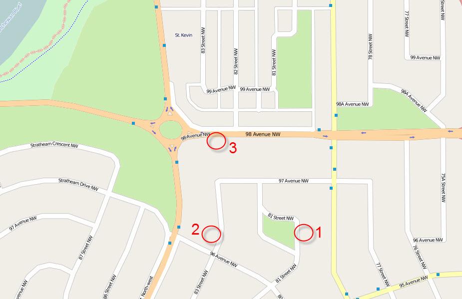 Specific Location Comparison Holyrood, Edmonton