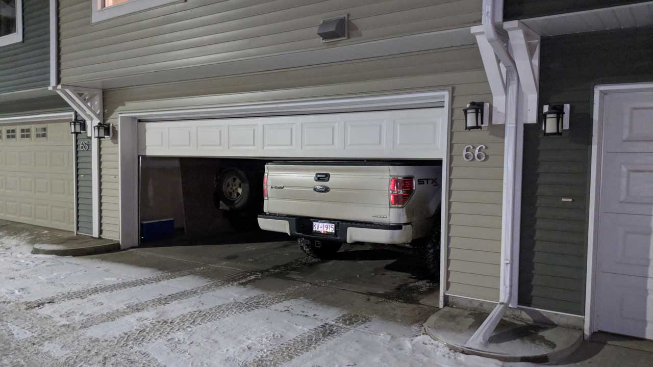 Buyers Beware Is That Garage Going To Work Real Estate