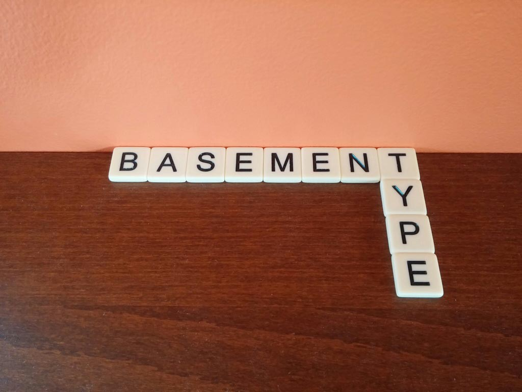 Basement Type Definition Proflile Image
