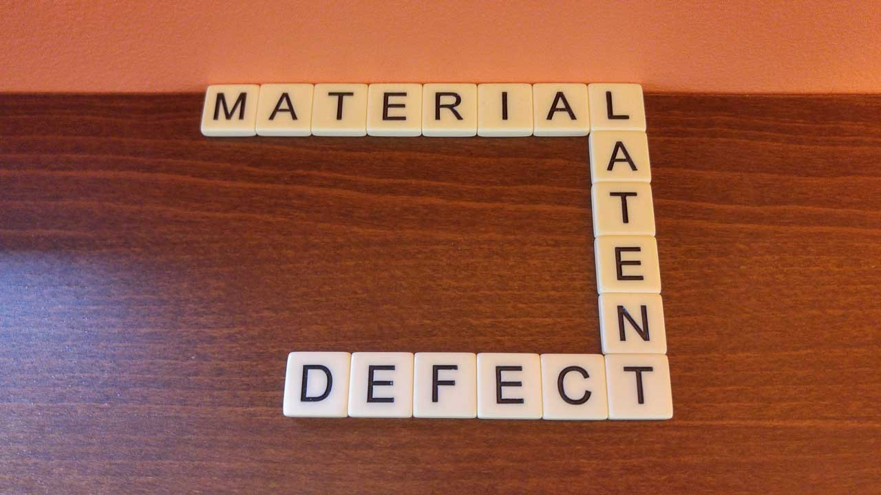 Material Latent Defect profile image