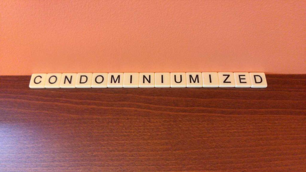 Condominiumized Definition profile image